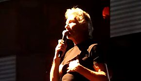 Instantáneas: Roger Waters (Madrid, 25/03/2011)