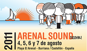 Photo of Arenal Sound 2011: se cierra el cartel