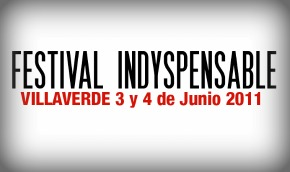 Photo of Indyspensable 2011: cartel