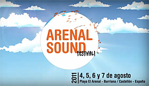 Arenal Sound Festival 2011