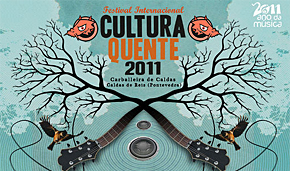 Photo of Festival Cultura Quente 2011: cartel completo
