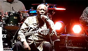 Photo of Instantáneas: B.B. King (Peñíscola, 20/07/11)