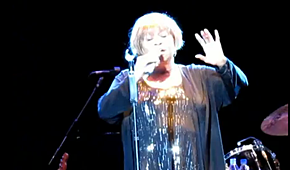 Instantáneas: Mavis Staples (Madrid, 19/07/11)