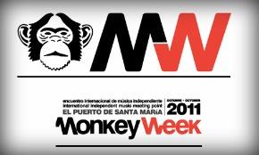 Photo of Monkey Week 2011: primeros nombres