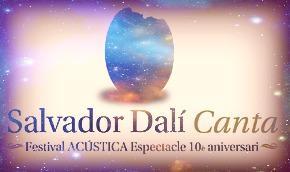 Salvador Dalí Canta