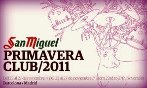 San Miguel Primavera Club 2011