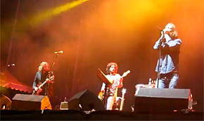 Instantáneas: The Black Crowes (Bilbao, 09/07/11)
