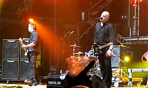 Photo of Instantáneas: The Stranglers (Benicàssim, 15/07/11)