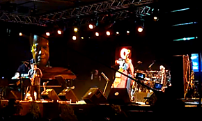 Photo of Instantáneas: Wayne Shorter, Herbie Hancock & Marcus Miller (Vitoria, 16/07/11)