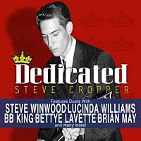 Photo of Steve Cropper – Dedicated: A salute to The 5 Royales