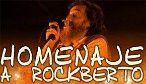 Homenaje a Rockberto