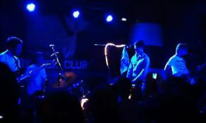 Photo of Instantáneas: WU LYF (Madrid, 22/09/11)
