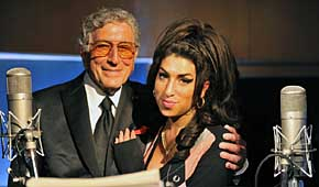 Photo of Amy Winehouse y Tony Bennett en la lista de ventas española