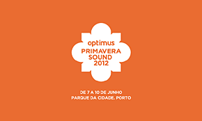 Optimus Primavera Sound Portugal 2012: cartel completo