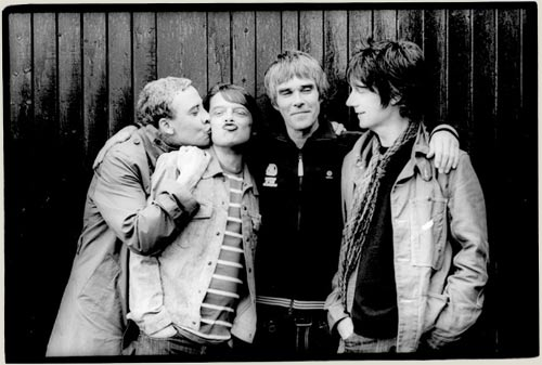Photo of Regresan The Stone Roses