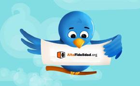 AltaFidelidad en Twitter