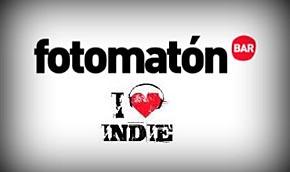 Fotomatón Bar I love Indie