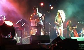 Photo of Instantáneas: Ken Stringfellow + Ledatres (El Puerto de Santa María, 31/10/11)