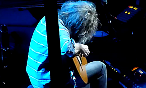 Instantáneas: Pat Metheny Trio (Madrid, 21/11/11)