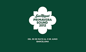 Photo of Primavera Sound 2012: primeros nombres