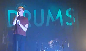Photo of Instantáneas: The Drums (Barcelona, 16/11/11)