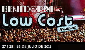 Benidorm Low Cost 2012