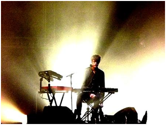 Photo of La noche de los Jaimes: James Blake, Jamie Woon y Jamie XX (Razzmatazz, Barcelona, 08-12-11)