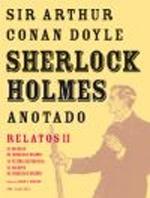 Sherlock Holmes Anotado