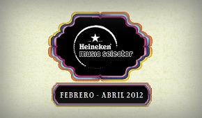 Photo of Heineken Music Selector 2012: primera temporada