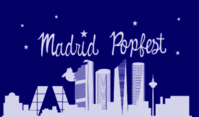 Photo of Madrid PopFest 2012: cartel