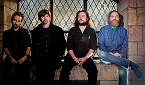 Will Johnson, Jay Farrar, Jim James & Anders Parker