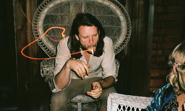 Photo of J. Tillman es ahora Father John Misty