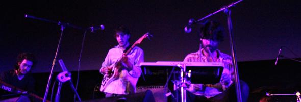 Photo of Emergència Festival 2012: Oso Leone (CCCB, Barcelona, 18-02-2012)