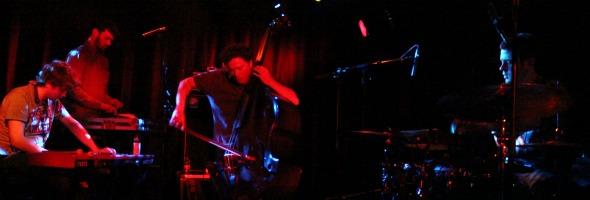 Photo of Portico Quartet (La[2] de Apolo, Barcelona, 23-02-2012)