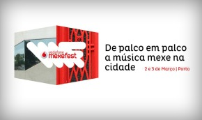 Photo of Vodafone Mexefest Oporto 2012: cartel por días