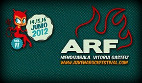 Photo of Azkena Rock Festival 2012: nuevas incorporaciones