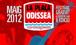 Photo of Festival La Plaça Odissea 2012: avance