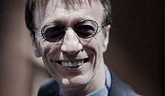 Photo of Fallece Robin Gibb