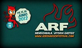 Photo of Azkena Rock 2012: cartel cerrado y horarios