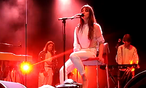 Instantneas: Charlotte Gainsbourg (Madrid, 27/06/12)
