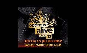 Photo of Optimus Alive'12: horarios