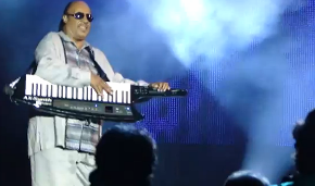 Photo of Instantáneas: Stevie Wonder (Lisboa, 02/06/12)