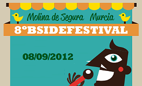 Photo of B-Side Festival 2012: cartel