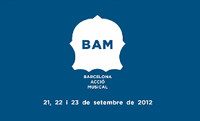 Photo of BAM 2012: primeros nombres