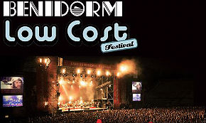 Photo of Benidorm Low Cost Festival 2012: cartel y horarios