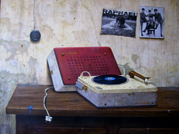 Photo of Veinte canciones bajo la aguja (2012) XVII
