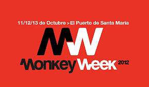 Photo of Monkey Week 2012: primeros nombres