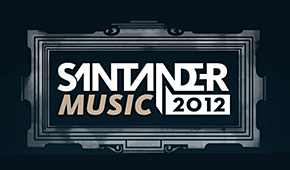 Santander Music Festival 2012: cartel cerrado y actuaciones por das