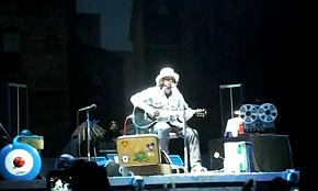 Photo of Instantáneas: Eddie Vedder (Zambujeira de Mar, 03/08/12)