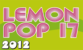 Photo of Lemon Pop 2012: cartel